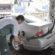 Condutores ainda permanecem nos carros quando abastecem GNV