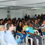 Cerimônia: Solenidade de abertura da nova sede da Câmara Municipal de Resende durou pouco mais de uma hora