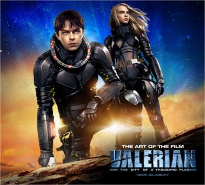 Valerian: Livro vai sair antes do filme