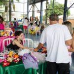 Artesanato: Evento foi possível graças a união dos moradores e pela parceria entre secretarias municipais (Foto: Yuri Melo/PMVR)