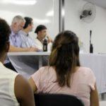 Estudantes de diversos cursos participaram de evento no no auditório do campus Aterrado (foto: Divulgação).