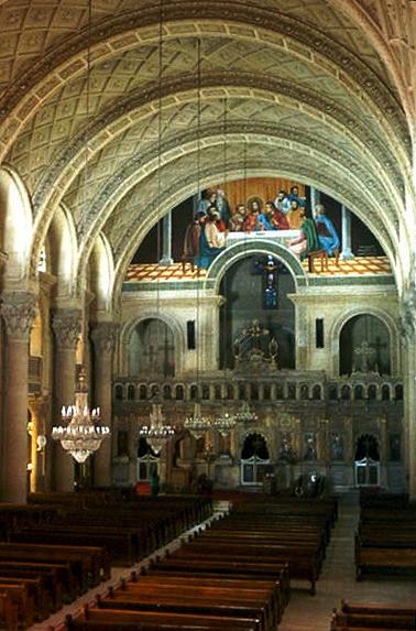 Igreja: A catedral de Alexandria foi o segundo alvo