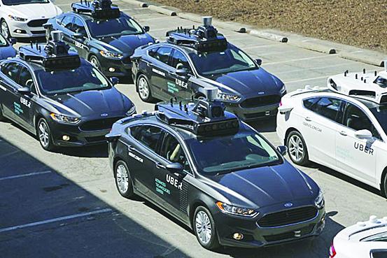 Uber já testou nos EUA o carro sem motorista para conduzir passageiros