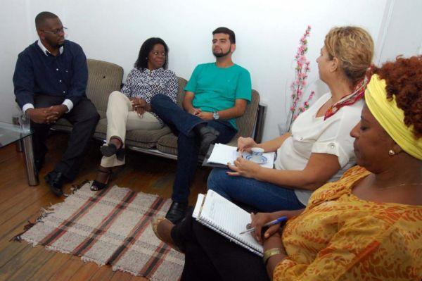Ações estratégicas: Um dos temas debatidos na reunião foi a construção de um plano regional de combate ao racismo e preconceito (Chico de Assis/Ascom PMBM)