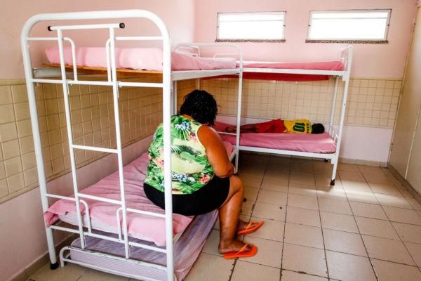 Há 10 anos: Residência temporária atende vítimas de violência doméstica (Foto: Divulgação)