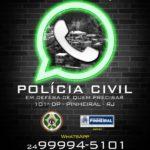 Projeto Campo de Força é ideia do delegado Antônio Furtado e conta com o apoio da prefeitura