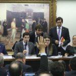 Brasília - O deputado Rogério Marinho, relator do projeto da Reforma Trabalhista durante Reunião Ordinária para discussão e votação do seu parecer  (Antonio Cruz/Agência Brasil)