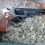 Réplica de pistola estava com foragido que foi preso em Mangaratiba (foto: Cedida pela PM)