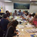 Samuca se reuniu com secretários antes de tomar a decisão (foto: Assessoria de Imprensa)
