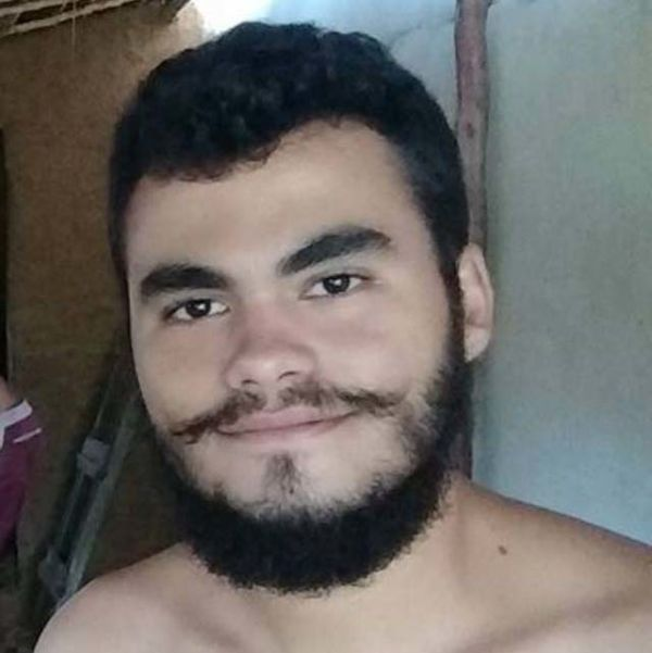 Vítima: Henrique Ramos de Oliveira era de Barra Mansa e morava há oito meses no litoral norte de Alagoas (foto: Reprodução)