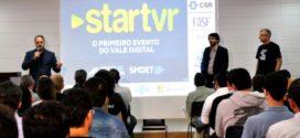 Primeira edição do 'StartVR' reúne políticos, empresários e acadêmicos
