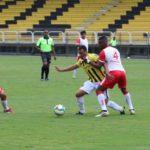 Partida começou pegada e com os dois times buscando o gol logo nos primeiros minutos (Foto: Divulgação/Fair Play Assessoria de Imprensa)