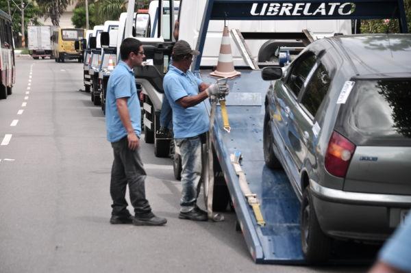 Sem apreensão em blitz: Segundo advogado, apreender o veículo apenas por causa da dívida é irregular (Foto: Arquivo)