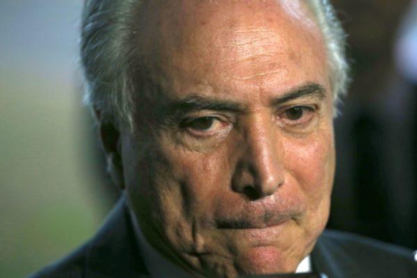 Fora: Michel Temer não resistiu ao teor de denúncias vindas de empresário