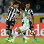 Botafogo levou a melhor e garantiu vaga na próxima fase (SSPRess/Botafogo)