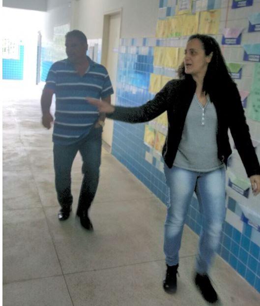 Parabeniza: Vair Duré se compromete a apoiar iniciativas de direção de escola