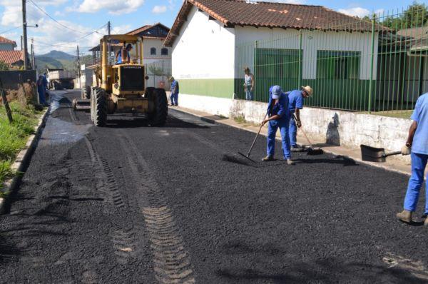 De volta para o contribuinte: Recursos do IPTU são aplicados em obras e serviços na cidade (Foto: Divulgação/Ascom PMQ)