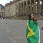 No exterior: Jovens encaram desafios e vão para outros países em busca de conhecimentos (Foto: Cedidas pelo intercâmbio)