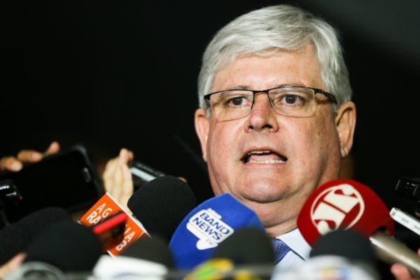 mandando: Rodrigo Janot defende cooperação internacional (Foto: Divulgação)