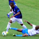 Com o mando de campo sendo do Leão, partida aconteceu neste sábado no Raulino de Oliveira, em Volta Redonda (Foto: Paulo Dimas)