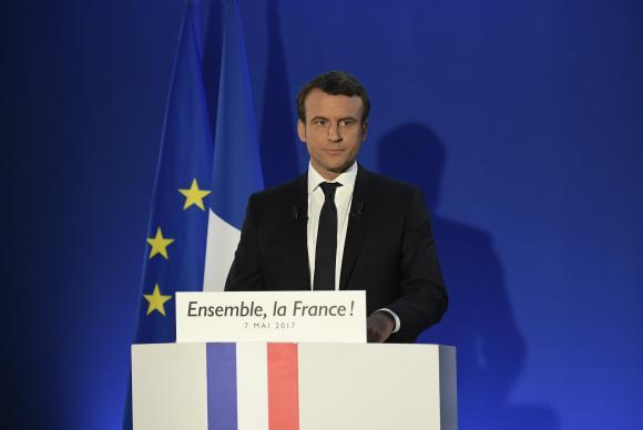 Emmanuel Macron fez neste sábado (12) um apelo à responsabilidade 'de todos' para se evitar uma escalada da tensão na Coreia do Norte