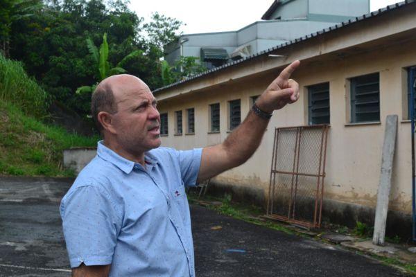 Serviços: Presidente Mário Vitor Netto tem buscado parceiros para mudar a forma de arrecadação e assim conseguir manter o atendimento na instituição (Foto: Divulgação)
