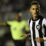 Neilton pode pintar novamente no Fogão (Vitor Silva/SSPress/Botafogo)