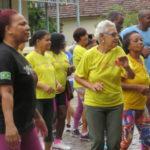 Se exercitando: Corrida orientada vai atender moradores da juventude à terceira idade (Foto: Divulgação)