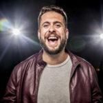 Em 2017: Humorista se apresentará novamente em Portugal e incluirá novos países nessa turnê (Foto: Edu Moraes/Divulgação)