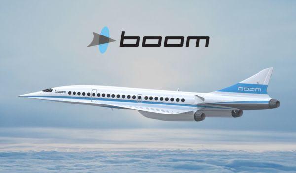 Boom: O novo jato poderá voar em 2020