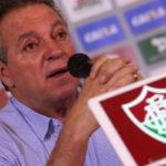 Abel Braga está balançando no cargo com resultados inconstantes
