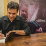 Da região: O autor Jefferson Sarmento estará na Feira autografando o seu livro 'Alice em Silêncio' (Fotos: Divulgação)