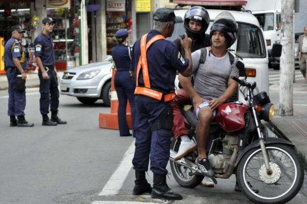 Alerta: Campanha busca chamar a atenção da sociedade para o alto índice de mortes e feridos no trânsito (Foto: Paulo Dimas/Ascom PMBM)
