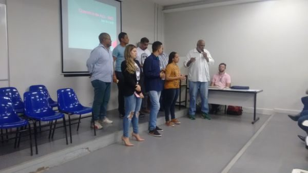 Lançando: Sabino apresenta projeto para nova equipe de futebol feminino