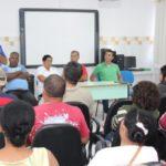 Sábado: Cerca de 100 pessoas estiveram na reunião (Foto: Divulgação)