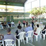 Pré-conferência: Evento ocorre em mais três locais e antecede a 10ª Conferência Municipal de Assistência Social, marcada para junho (Foto: Dorinha Lopes/Ascom PMPR)