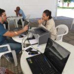 Tirando dúvidas: Primeiro dia da Semana do Empreendedor Individual em Quatis aguçou a curiosidade da população da cidade (Foto: Divulgação/Ascom PMQ)