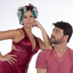'As mulheres da minha vida': Romantismo é o ponto principal dessa comédia sobre relacionamentos com Carlos Simões e Drika Mattos (Foto: Divulgação)