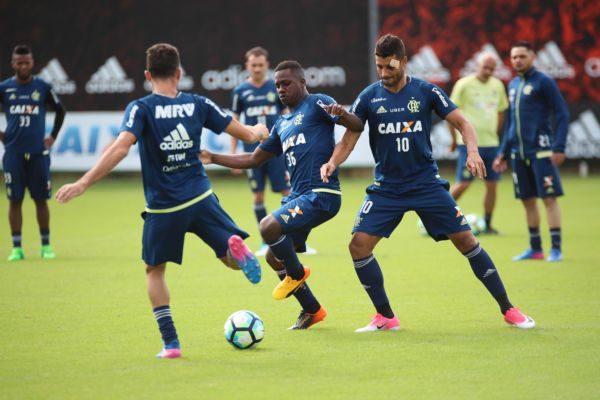 Na ida: Flamengo apenas empatou em 0 a 0 no primeiro jogo do confronto