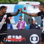 Fabigol: Luís Fabiano abriu o marcador em São Januário (Foto: Carlos Gregório Jr/Vasco.com.br)