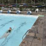 Atividade: Durante manutenção em parque aquático, cerca de 100 alunos participarão das atividades no Recreio (Foto: Geraldo Gonçalves / Ascom PMVR)