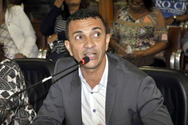 Paulinho: 'Vou continuar da mesma forma contribuindo com o Executivo, desde que seja a favor na nossa população e da cidade' (Foto: Paulo Dimas)