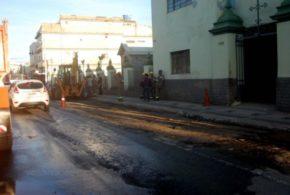 TAC garante recuperação de asfalto em Barra Mansa