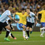 Carrega: Brasil sentiu falta dos titulares e acabou sucumbindo diante da maior rival
