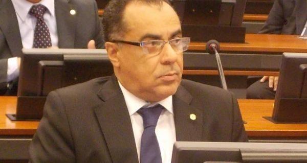 Celso Jacob foi detido quando desembarcava em Brasília (Foto: Divulgação)