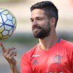 Diego é um dos nomes certos no meio campo do Flamengo