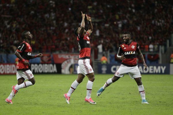 Único: Flamengo se valeu do gol de Berrio para bater o Bahia mesmo fora de casa
