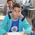 Pedro Henrique de Almeida Fernandes estuda na Escola Municipal Professor Carlinhos, na Fazenda da Barra 3