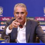 No chão: Tite ainda mantém cautela ao analisar momento da seleção brasileira