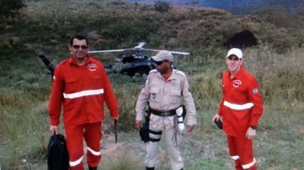 'Anjos da Montanha' atuam no Parque Nacional de Itatiaia desde 2005 (foto: Enviada por WhatsApp)